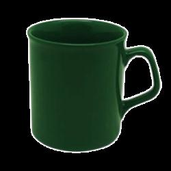 Кружка СПАРТА зеленая 300мл.