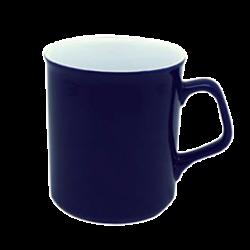 Кружка СПАРТА сине-белая