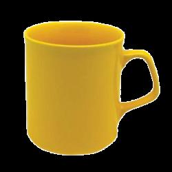 Кружка СПАРТА желтая 300мл.
