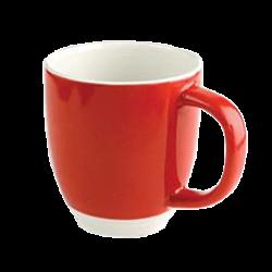 Кружка CASINO красная с белым 350мл.
